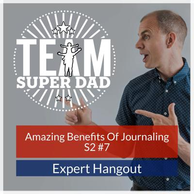 Cover art for The Amazing Benefits of Journaling - Expert Hangout Podcast