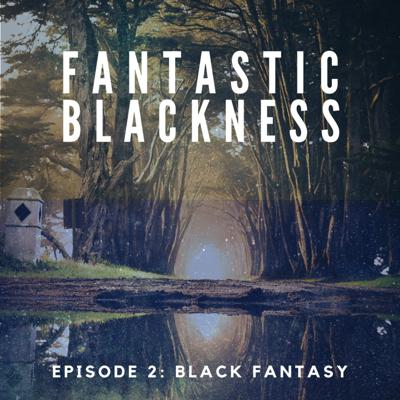 Cover art for Black Fantasy