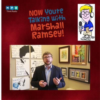 Cover art for Now You're Talking w/ Marshall Ramsey| Dr. Robert Luckett