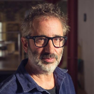 Cover art for David Baddiel - Comedian and Author