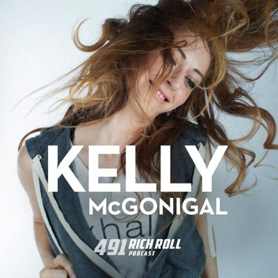 Cover art for Kelly McGonigal Wants You To Fall In Love With Movement