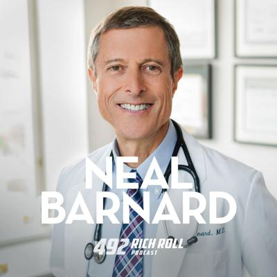 Cover art for Balancing Your Hormones With Neal Barnard, MD