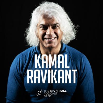 Cover art for Kamal Ravikant On Why Self-Love Is Everything