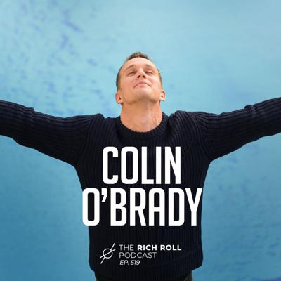 Cover art for For Colin O'Brady, Infinite Love Fuels Human Potential
