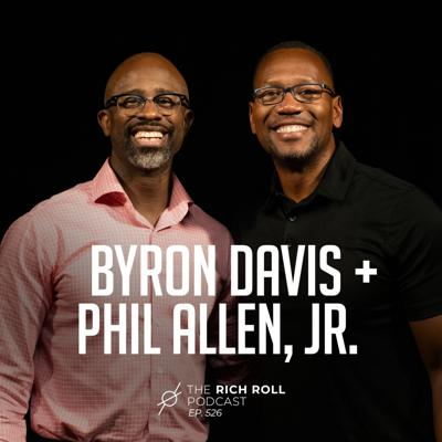Cover art for This Is America: Byron Davis & Phil Allen, Jr.