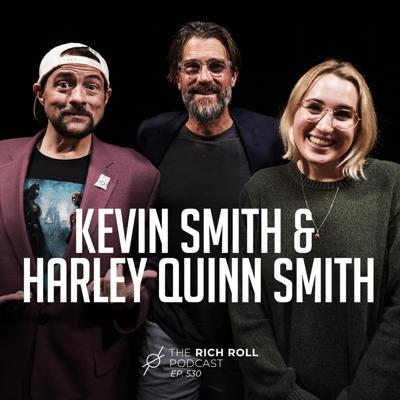 Cover art for Kevin Smith & Harley Quinn Smith Dare To Enter The 'Vegan Abattoir'