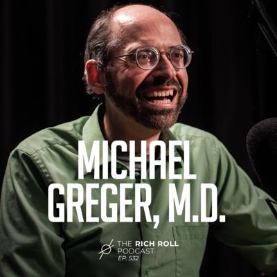 Cover art for How to Survive a Pandemic: Michael Greger, MD