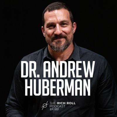 Cover art for How to Change Your Brain With Dr. Andrew Huberman (+ Utkarsh!)
