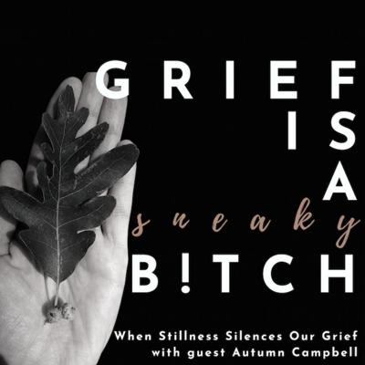 Cover art for GSB: When Stillness Silences Our Grief