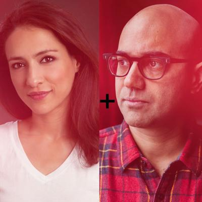 Cover art for Introduksjon til «Krenket» med Ayad Akhtar og Mah-Rukh Ali