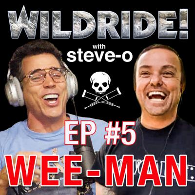 Cover art for #5 - Wee-Man