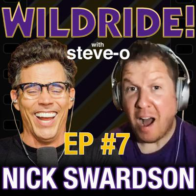 Cover art for #7 - Nick Swardson