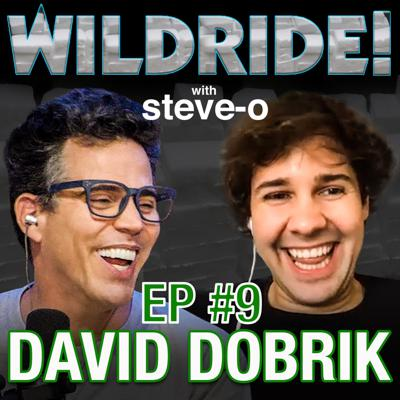 Cover art for #9 - David Dobrik