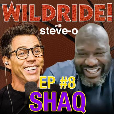 Cover art for #8 - Shaq