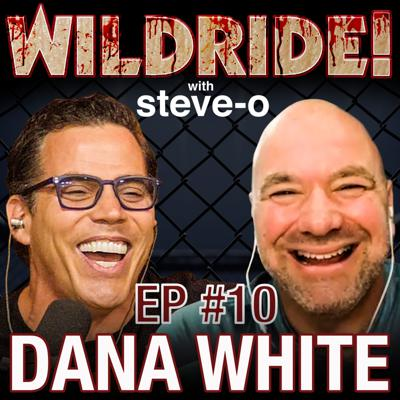 Cover art for #10 - Dana White