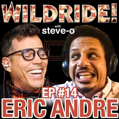 Cover art for #14 - Eric Andre