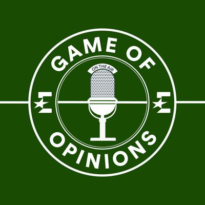 Need something to get you through 2020? Welcome to Game of Opinions, Eurosport's new football podcast. See acast.com/privacy for privacy and opt-out information.