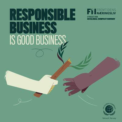 Cover art for Lise Kingo: Responsible Business is Good Business