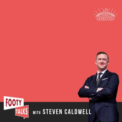 Footy Talks with Steven Caldwell