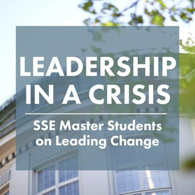 Leadership in a crisis