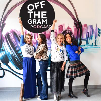 Welcome to Off The Gram! We're your hosts Jamie, Heidi, Christine, and Meaghan!We share our lives on social media with a combined quarter of a million followers each day - and now we're jumping off the 'gram to get even real-er! We're here to help you live your best life, channel your inner girlboss, and navigate the ever changing landscapes of wellness & social media.Each week we'll be joined by a special guest to take a deep dive into a hot topic. We're going to speak with fashion designers, celebrity trainers, CEO's, and all kinds of bad-ass women! Just like you! See acast.com/privacy for privacy and opt-out information.