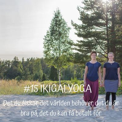 Cover art for Ikigai yoga