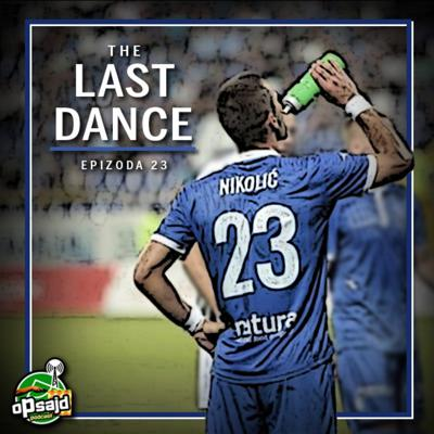 Cover art for The Last Dance