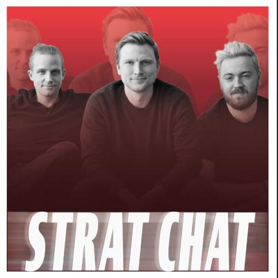 Cover art for Strat Chat   The Soft Reboot   Episode #5