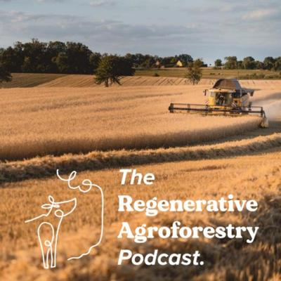 Cover art for #3 Introducing agroforestry to a 1000ha grain farm with Benedikt Bösel