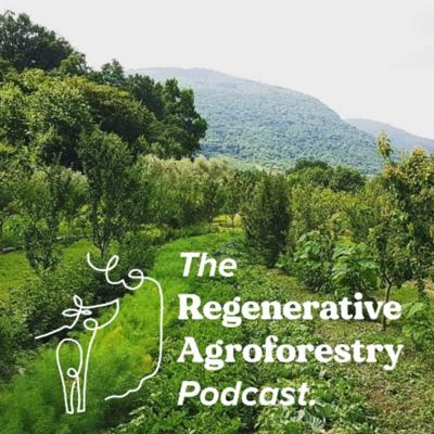 Cover art for #2 Innovative agroforestry systems on a diversified CSA farm with Matteo Mazzola