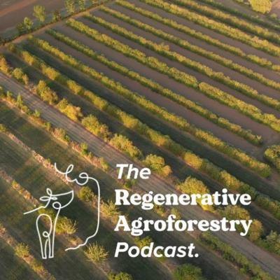 Cover art for #6 Managing a 25 year old alley cropping system with David Wolfe