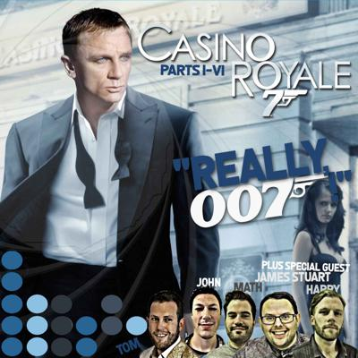 Cover art for Casino Royale review - part 5