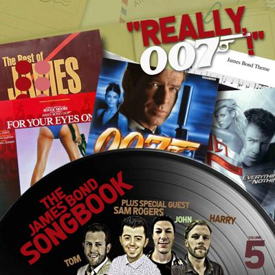 Cover art for The James Bond Songbook Vol. 5 - part 1