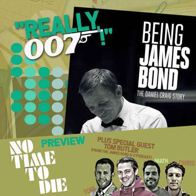 Cover art for Being James Bond: The Daniel Craig Story review
