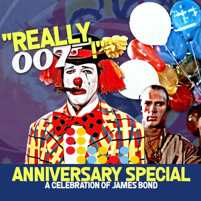 Cover art for Anniversary Special - part 1