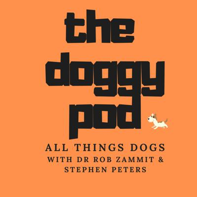 The Doggy Pod with Dr Rob Zammit