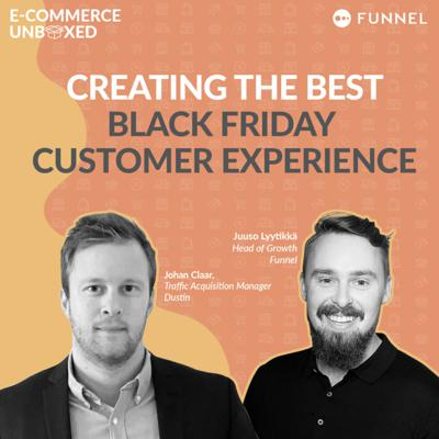 Cover art for Creating the Best Black Friday Customer Experience