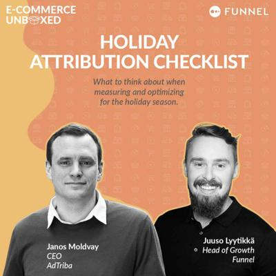 Cover art for Holiday Attribution Checklist