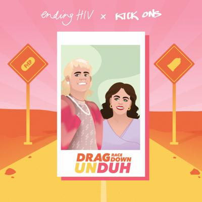 Cover art for Drag Race Down unDUH || Episode 5