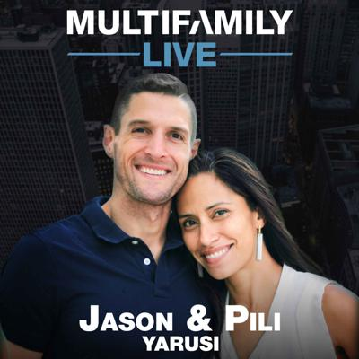 Ready to accelerate your multifamily real estate investing business? We're Jason and Pili Yarusi, and we're multifamily real estate investors who don't keep ANY secrets… on this podcast, you'll learn the latest tips and tricks, strategies, updates, and lessons learned from the frontlines of our own multifamily real estate business, plus insights and interviews from expert investors across the nation. It's time to unlock your full potential… subscribe to the Multifamily Live Podcast and let's get started! See acast.com/privacy for privacy and opt-out information.
