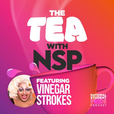 Cover art for The Tea with Vinegar Strokes on Discrimination within the Community
