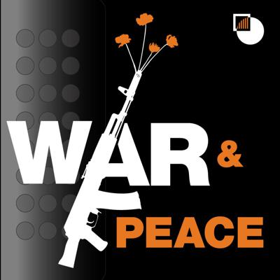 War and Peace is a new podcast series from the International Crisis Group (https://www.crisisgroup.org/). Olga Oliker and Hugh Pope interview experts about all things Europe and its neighborhood from Russia to Turkey and beyond. Their guests shed new light on everything that helps or hinders prospects for peace. A podcast member of the EuroPod:https://www.bullemedia.eu/europod production network. See acast.com/privacy for privacy and opt-out information.