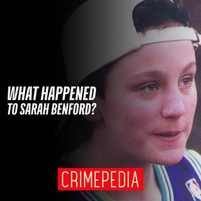 Cover art for What Happened to Sarah Benford?