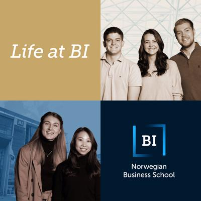 Are you an international student wishing to study at BI Norwegian Business School?Then this podcast series is right for you! In the following nine episodes, we, together with different international students here at BI Norwegian Business School, explore the topics that interest you the most: surviving the Norwegian winter, sliding though the visa process, applying without too much stress… and a lot more. Start listening now and do not forget to subscribe to the channel in order not to miss the upcoming episodes!JP.S.: Check out our websitehttps://lifeatbi.com/to learn more about international students' experience. Feel free to reach us viamyfuture@bi.noto ask any specific questions you cannot find an answer to. See acast.com/privacy for privacy and opt-out information.