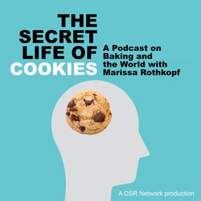 """At The Secret Life of Cookies we know that kitchens are the heart of the home. They're where families come together, where food comes from and where some of the best conversations take place. Kitchens are where the power is (even nasty President Jackson with his """"kitchen cabinet"""" thought so), and where the baked goods are, which is why Marissa Rothkopf, the host, spends so much time in the kitchen. On The Secret Life of Cookies we will bring you into those conversations with some smart, interesting people who like to cook and have something to say. Pull up a chair up at our kitchen table, and join us as we cook and discuss the important issues of today.Marissa Rothkopf is a professionally trained chef and food writer who has done everything from restaurant reviews for the New York Times to writing a column on kitchen gadgets for Newsweek.She teaches journalism at Montclair State University and gets nervous when asked to make custard. See acast.com/privacy for privacy and opt-out information."""