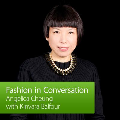 Angelica Cheung, Editor-in-Chief of Vogue China, discusses with Kinvara Balfour the last ten years in which Vogue China set a new benchmark for Chinese fashion publications. Hosted at the Apple Store, Regent Street in London.