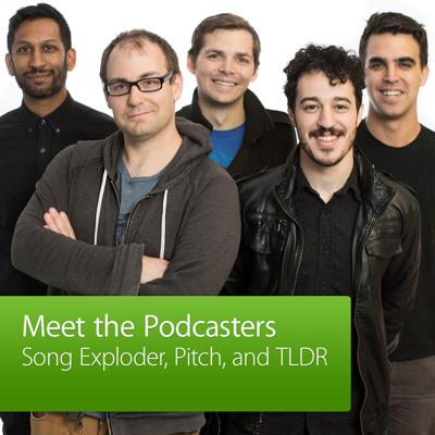 Song Exploder, Pitch, and TLDR: Meet the Podcasters