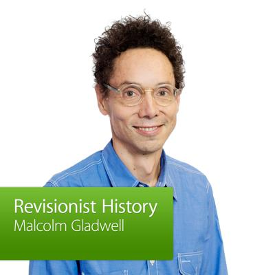 New York Times best-selling author Malcolm Gladwell (The Tipping Point, Outliers) talks with Virginia Heffernan about Revisionist History. Produced by Panoply, the podcast network from Slate, the 10-episode narrative podcast series explores events in the past that have been overlooked or misunderstood.