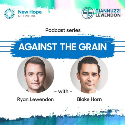 Against The Grain with Giannuzzi Lewendon