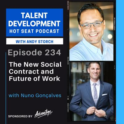 The New Social Contract and Future of Work with Nuno Gonçalves from Mars